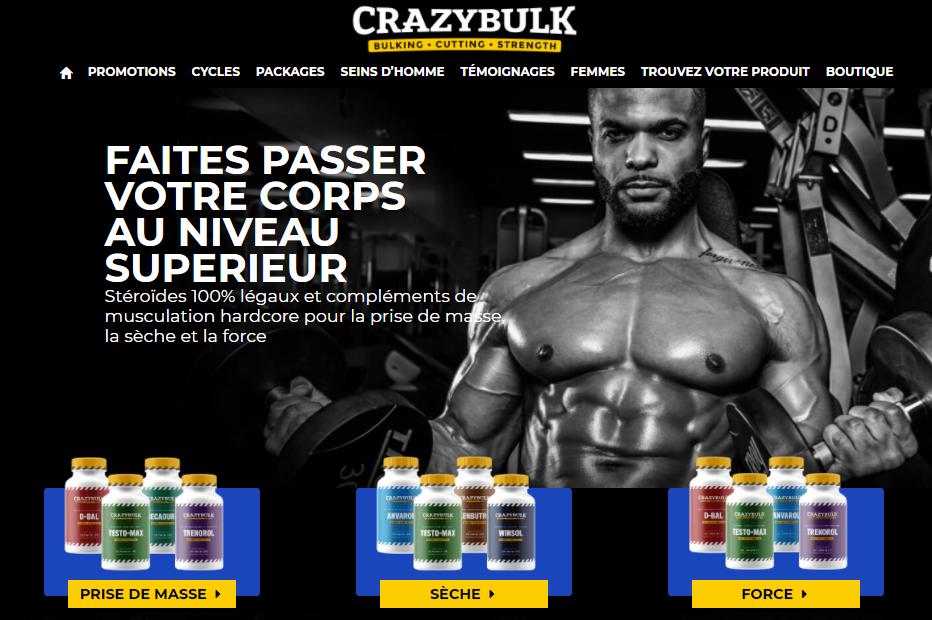 Nouveau steroide anabolisant